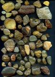 Stone chalcedony Stock Image