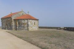 Stone chapel. Stock Photos
