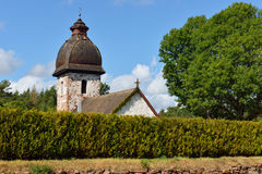 Stone chapel in Vardo Royalty Free Stock Photography