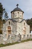 Stone church Stock Image