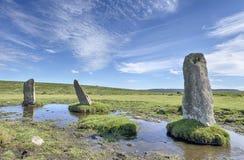 Stone Circle Royalty Free Stock Photo