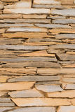 Stone cladding background Royalty Free Stock Image