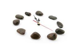 Stone clockface Royalty Free Stock Photo