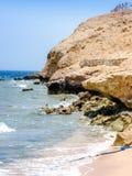 Stone Coast. Royalty Free Stock Photography