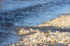 Stone coast Royalty Free Stock Image