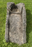 Stone Coffin Royalty Free Stock Photos