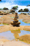 Stone collection Royalty Free Stock Photography
