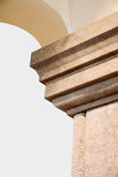 Stone column Stock Photography