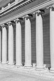 Stone Columns Royalty Free Stock Images