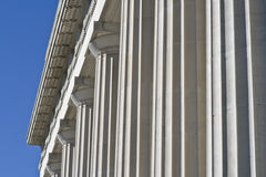 Stone Columns Stock Photos