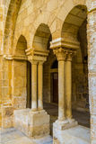 The stone columns Stock Photography