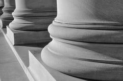 Stone Columns Stock Photography