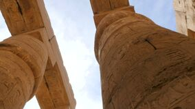 Stone Columns With Pylon