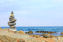 Stone composition Stock Photography