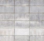 Stone or Concrete block wall Royalty Free Stock Photo
