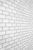 Stone or Concrete block wall Stock Images