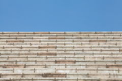 Stone or concrete stair Royalty Free Stock Photography