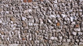 Stone and concrete wall background Royalty Free Stock Photo