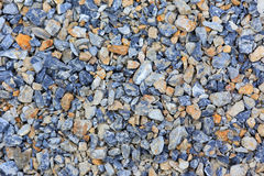 Stone for construction work Stock Image