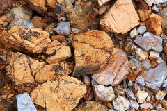 Stone for construction work Royalty Free Stock Photos