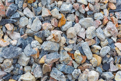 Stone for construction work Royalty Free Stock Photography