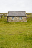 Stone cottage Stock Photo