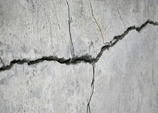 Stone crack Royalty Free Stock Photo
