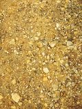 Stone crumb. As a background, rocky soil stock image