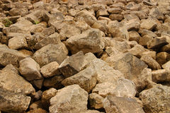 Free Stone Crusher At The Rhine Stock Image - 21160141