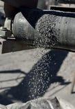 Stone crushing plant Stock Images