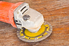 Stone cutter Stock Images