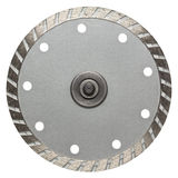 Stone cutting disk Royalty Free Stock Photography