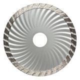Stone cutting disk Royalty Free Stock Photos