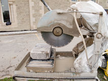 Stone Cutting Equipment Stock Images