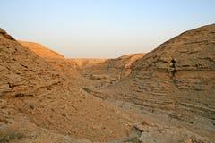 Stone desert Royalty Free Stock Photo