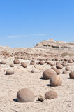 Stone desert Stock Photography