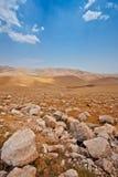 Stone Desert Royalty Free Stock Images