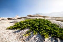 Stone desert landscape in Kazakhstan Royalty Free Stock Image