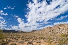Stone Desert Sky Stock Image