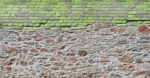 stone do tła stone tekstury białe ściany Obrazy Royalty Free