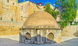 The stone dome on the roof Royalty Free Stock Photography