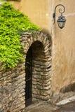 Doorway in Provence Stock Images