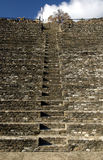 The stone downstairs. Part of old ancient roman arena in Lyon. France Stock Photo