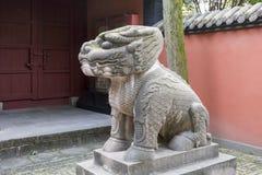 Stone dragon Royalty Free Stock Image