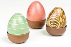 Stone eggs Royalty Free Stock Photo