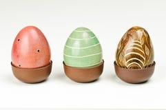 Stone eggs Royalty Free Stock Photos
