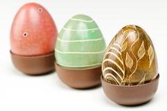 Stone eggs Stock Photos