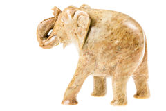 Stone elephant Stock Photos
