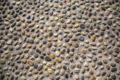 Stone facade Royalty Free Stock Photos