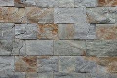 Stone facade tiles. Stock Image